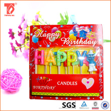 New non-toxic party 16 birthday sparkling candle