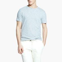 Guangzhou factory Trade Assurance retail striped t-shirt