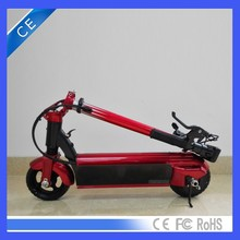Popular Folding 2 Wheeled Electric Standing Scooter for Elegent Lady