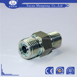 bsp to npt thread hydraulic male adapter with Best Quality