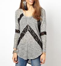 CHEFON Fashion lace top shop online clothes