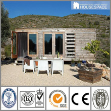 Well-deisgned Hot Selling Flat-pack wooden container house for Sale