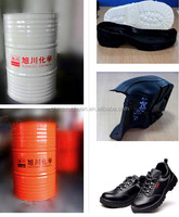 two components polyurethane resins for safety shoe sole