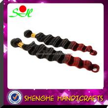 5a grade virgin malaysian hair wholesale deep wave ombre hair extension