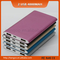 Shenzhen manufacturer customized 4000mah mobile phone charge For Mobile Phone