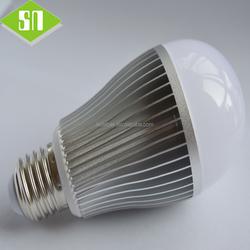 ce rohs dimmable SMD5630 220v led bulb e27
