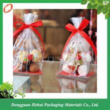Wholesale custom printed OPP packaging gift bag