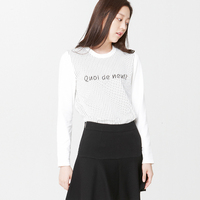 NEWWAY Stylish Casual Designs Three Quarter Sleeve pluz size lady women clothing