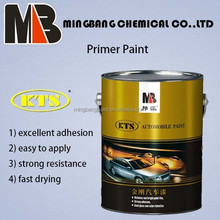 2K First Coating Metal Primer For Car Repair