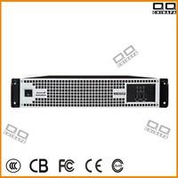 6channel Professional Car Audio Power Guitar Amplifier (6*600W)