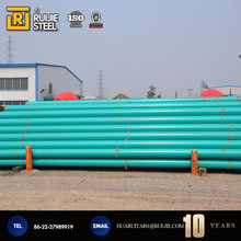 oil and gas pipeline steel tube with hdpe wrapped for oil and gas pipeline systems