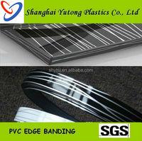 Plastic Wood Trim/High Glossy for MDF UV Board