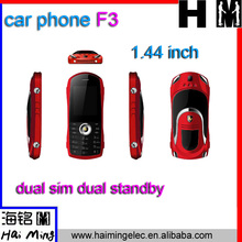 hot selling lovely mini phone 1.44 inch dual sim dual standby model F3