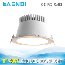 Factory Patent Mould 95lm led cob downlight 30w/40w/50w CE RoHS FCC Listed