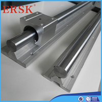 9 years no complaint distributor dual shaft rail linear guide rail for CNC machine