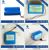 Shenzhen Batteries Factory Custom Different Capacity Rechargeable Li ion Battery Pack