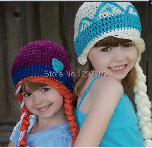 Aliexpress.com: Comprar Frozen sombreros de invierno princesa Elsa ...