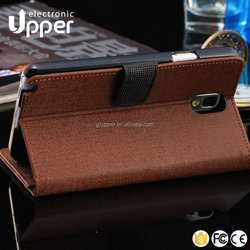 2015 new products christmas belt retro book leather case for samsung galaxy note 3