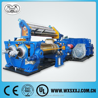 rubber roller mill machine to mix and knead rubber