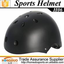Black helmet skateboard n scooter spotrs helmet