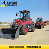 HR916F With EPA CE GOST ISO certificatefront loader mini skid steer loader with digger