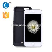 Protable smart mobile power case custom phone cases solar battery charger for mobile phone