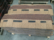 Eco shingle roll roofing tile