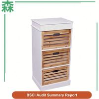 Yasen Houseware 3 Drawers,Cute Small Cabinet With Many Drawers For Home Use,Factory Drawer Cabinet