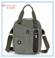 Canvas tote bag with best leather messenger bags for men