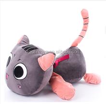 OEM custom animal plush toys stuffed soft cats