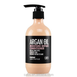 Natural herbal Morocco argan oil extra moisture vitality hair conditioner
