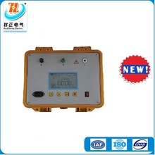 10kv Portable Megger Insulation Resistance Meter