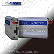 GSM/GPRS/EDGE/WCDMA multi-band 3G modem SIM5218 series