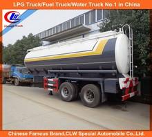 Brand new/used tanker trailer 30cubic meter trailer truck chemical tank trailer for sale in Dubai