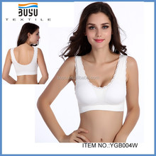 BuYu 2015 hot selling womens yoga shorts girl sport seamless bra hot images women sexy underwear