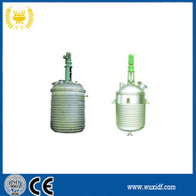 Machinery Stainless Steel Continuous Stirred Tank Reactor With Industrial Batch Reactor