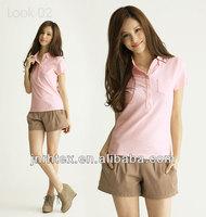 t shirt polo for women
