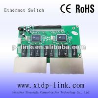 OEM network 10/100Mbps 16 ports switch module
