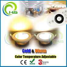 Android/IOS 12w wifi downlight ra80 brightness 12w led wifi downlight ce approved Android/IOS 12w wifi downlight