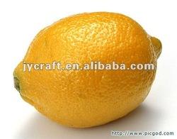 mini artificial fake decorative plastic lemons fruit and lemons slices