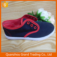 Latest girls canvas shoes