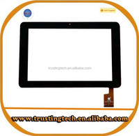 10.1 inch capacitive touch screen digitizer replacement TPC0187 VER1.0
