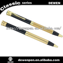 fresh style and high quality promotional metal crown ball pen