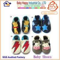 Best selling first step breathable trendy baby shoes