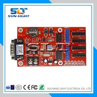 2015 SLT new arrival rs232 led sign controller/serial port led display controller for p10 led module TF-M2