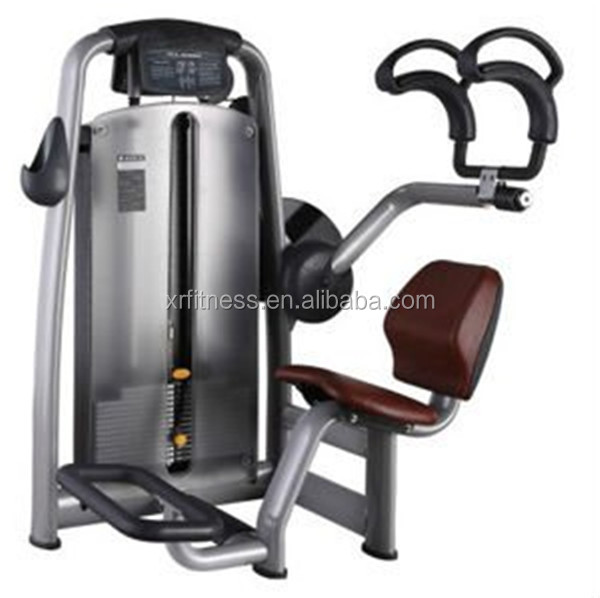 different types of Abdominal Crunch Machine gym equipment/Abdominal Exercise fitness equipment made in China