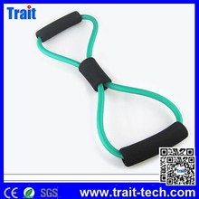 5 Colors Exercise Band Stylish Pull Rope Yoga Practice Tool For Fitness and weight loss