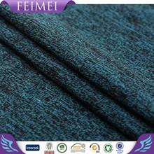 China textile Fashion stripe Hacci slub High twist Coarser knit fabric