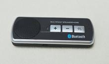 wholesale Car Bluetooth Car Kit Hands Free Calls stereo audio bluetooth car kit