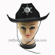 Mexican Party Felt Men cap Pictures of Cowboy Hats
